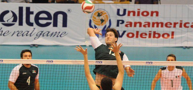 México sumó dos triunfos en Panamericano de voleibol