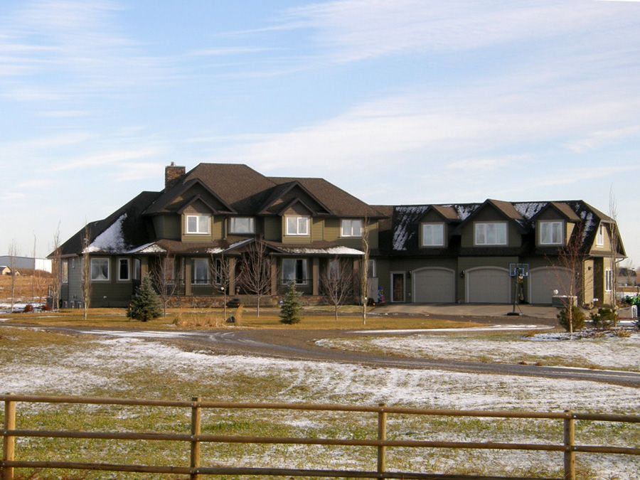 Charmant Acreage 3 Home Design | Fine Line Homes   Calgary Home Builders