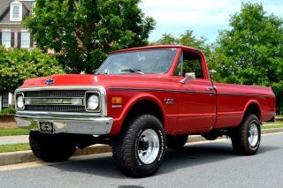 I Want This 1969 3 4 Ton 4wd 4speed Muscle Truck