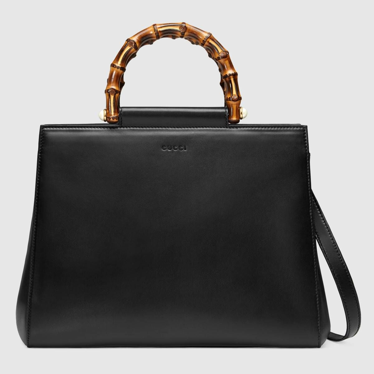 3fde85c34 Gucci Nymphea leather top handle bag | 2017 Prep Lust List | Womens tote  bags, Gucci tote bag, Bags