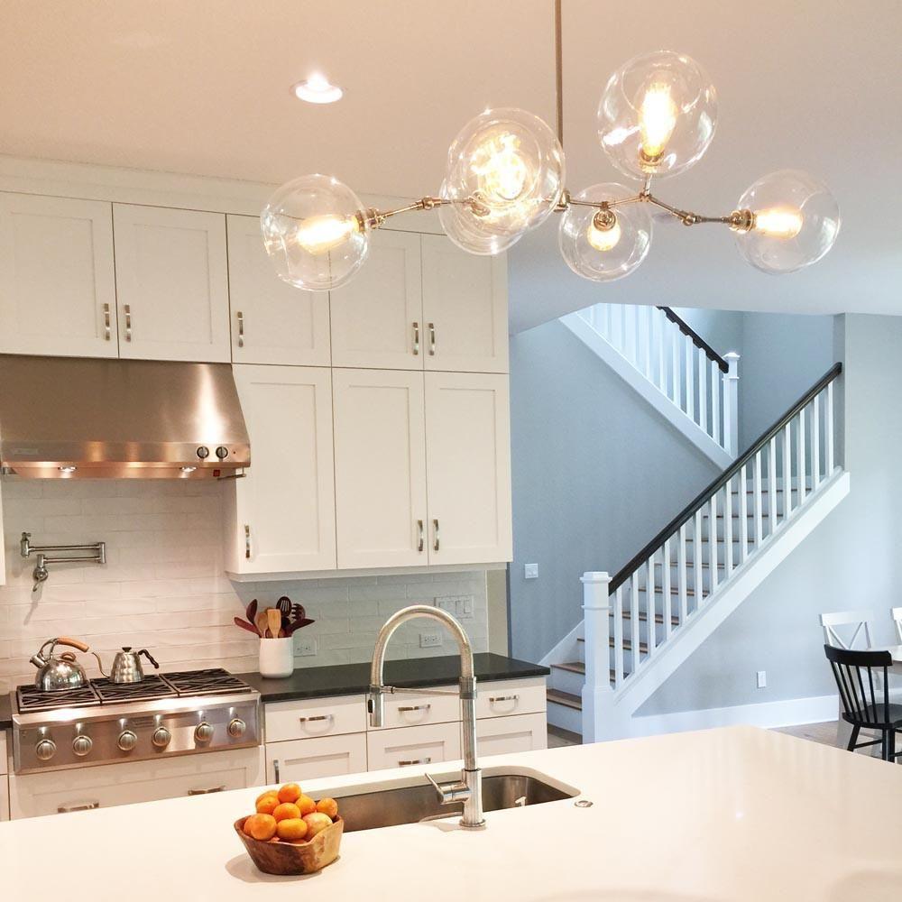 Addison Chandelier 44 Modern Kitchen Lighting