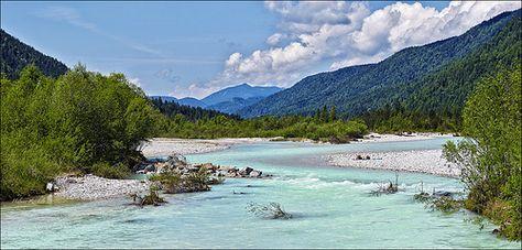 Die grüne Isar hinauf - so wundervoll ist ein #Urlaub in #Bayern