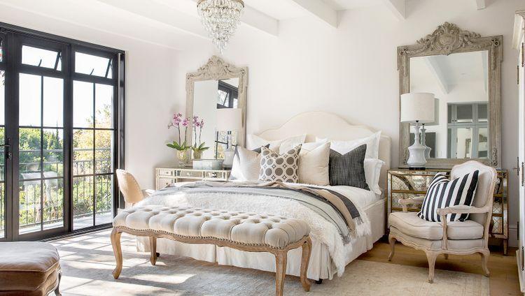 Ein Schlafzimmer Im Suden Haus Deko Innenarchitektur Zimmer