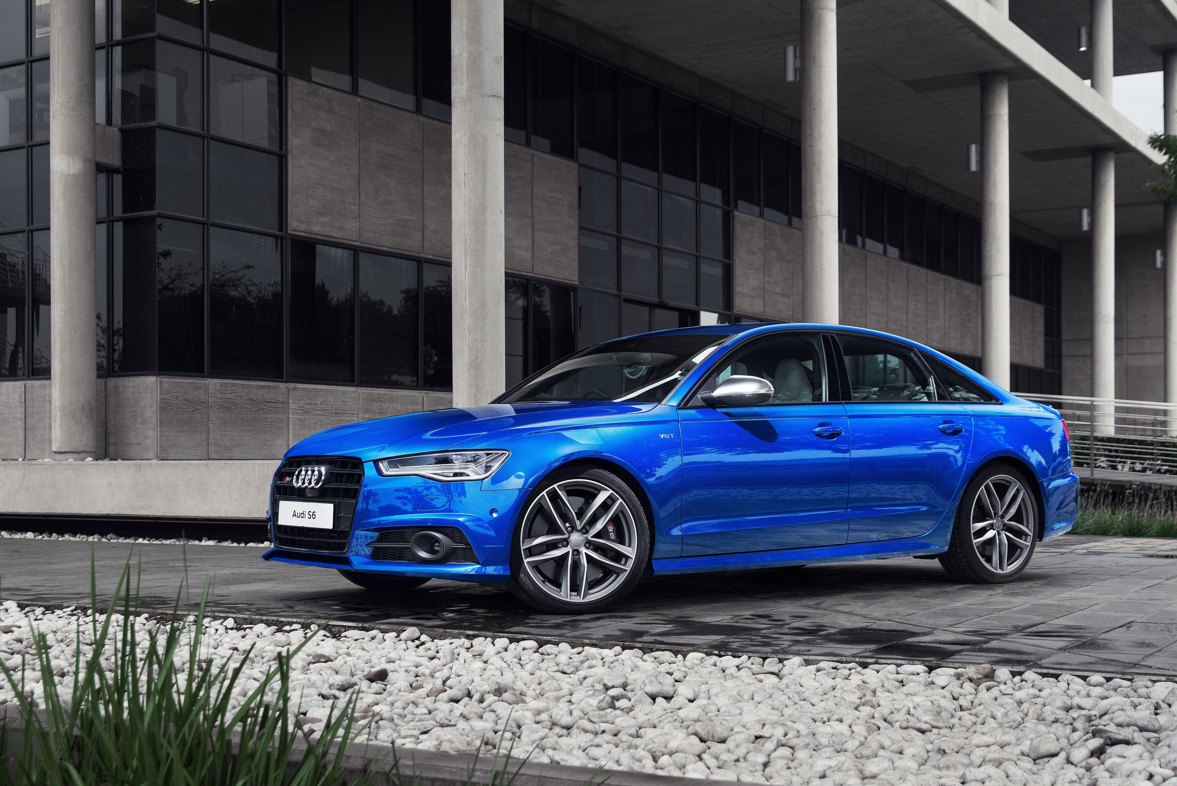 Audi S6 Themed Winifred Nail 4096x2734