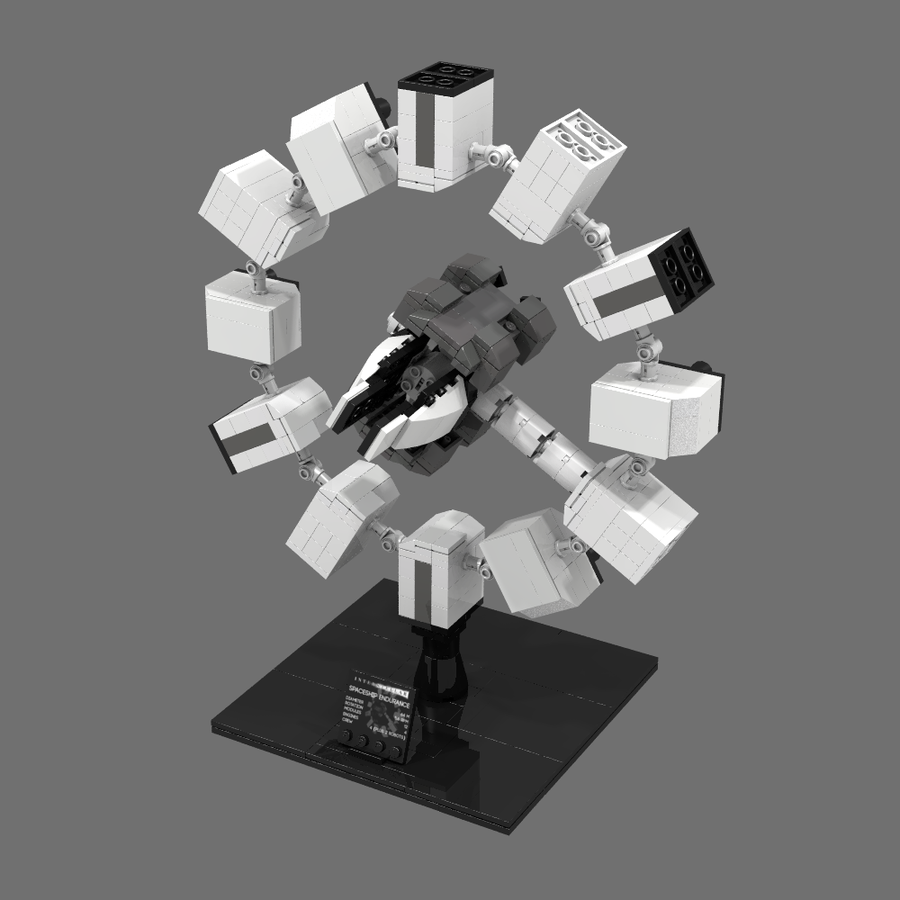LEGO IDEAS - Product Ideas - Interstellar - Spaceship Endurance
