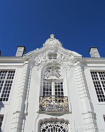 Rococo Architecture Aalst Neoclassical Architecture Architecture Rococo