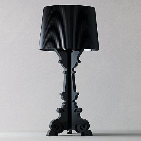 Kartell bourgie table lamp home pinterest lights john lewis buy kartell bourgie table lamp from our desk table lamps range at john lewis aloadofball Choice Image