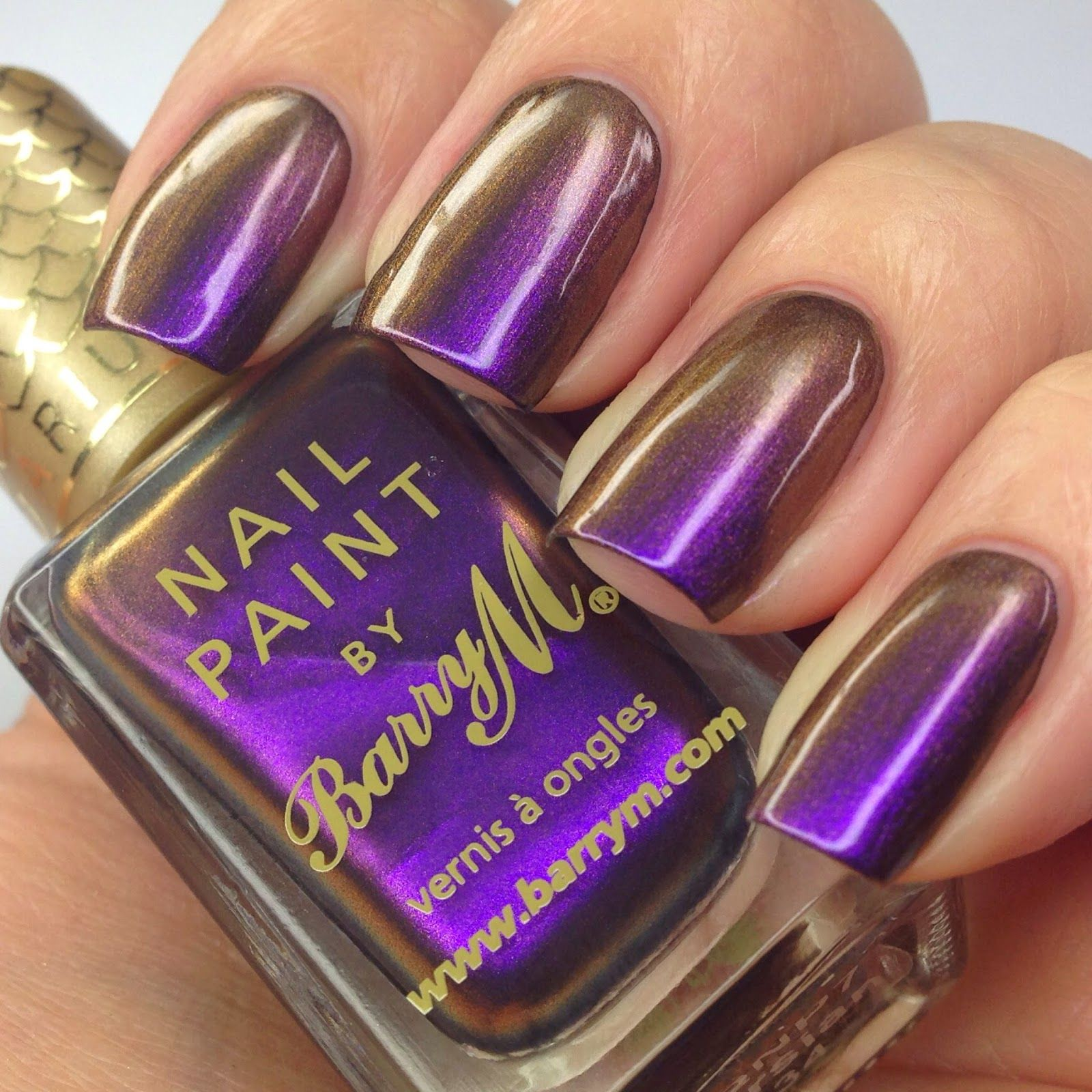 The Polish List: Barry M - Persian from the Aquarium Collection ...
