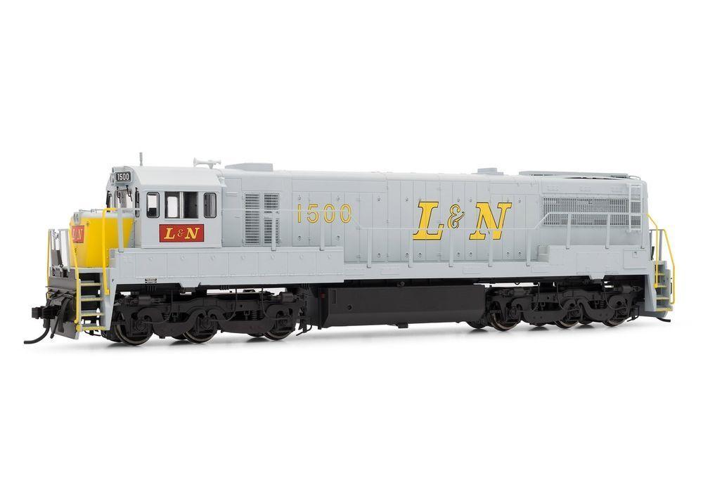 Rivarossi L & N GE U25C DCC Ready #1500 HO Scale Locomotive
