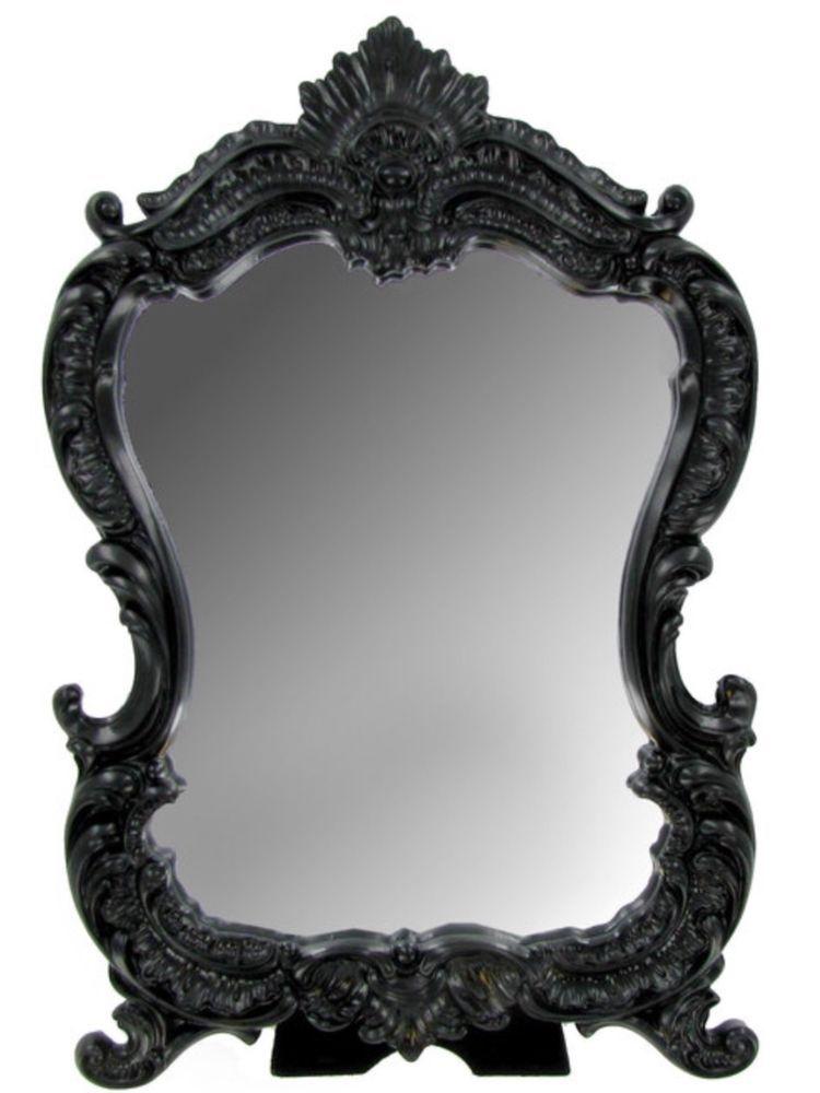 fancy mirror frame. MIRROR FANCY VANITY ORNATE BAROQUE STYLE FRAME MODERN! Fancy Mirror Frame Y