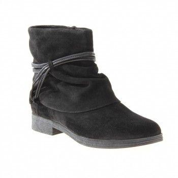 Gabor 73.730 zwart suede winkel je online bij bootsshoes.nl