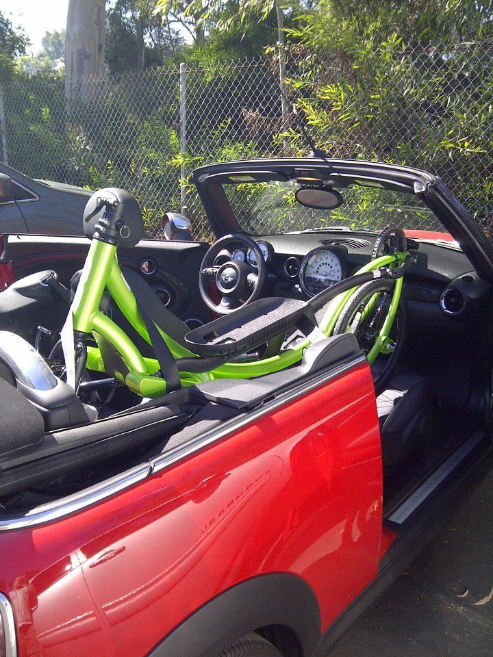 We Get Questions All The Time About How To Transport An Elliptigo