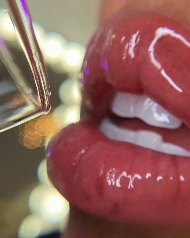 Lip blush in 2020 Makeup services, Permanent makeup