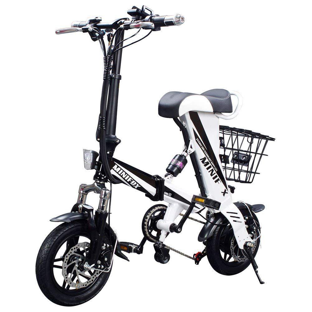 Meiyatu Electric Bike Review Folding electric bike