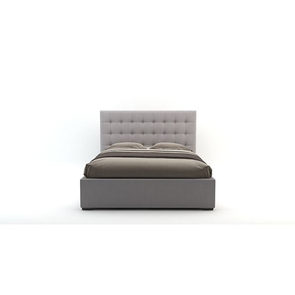 Leia Gas Lift Queen Size Bed Frame Various Coloursthe