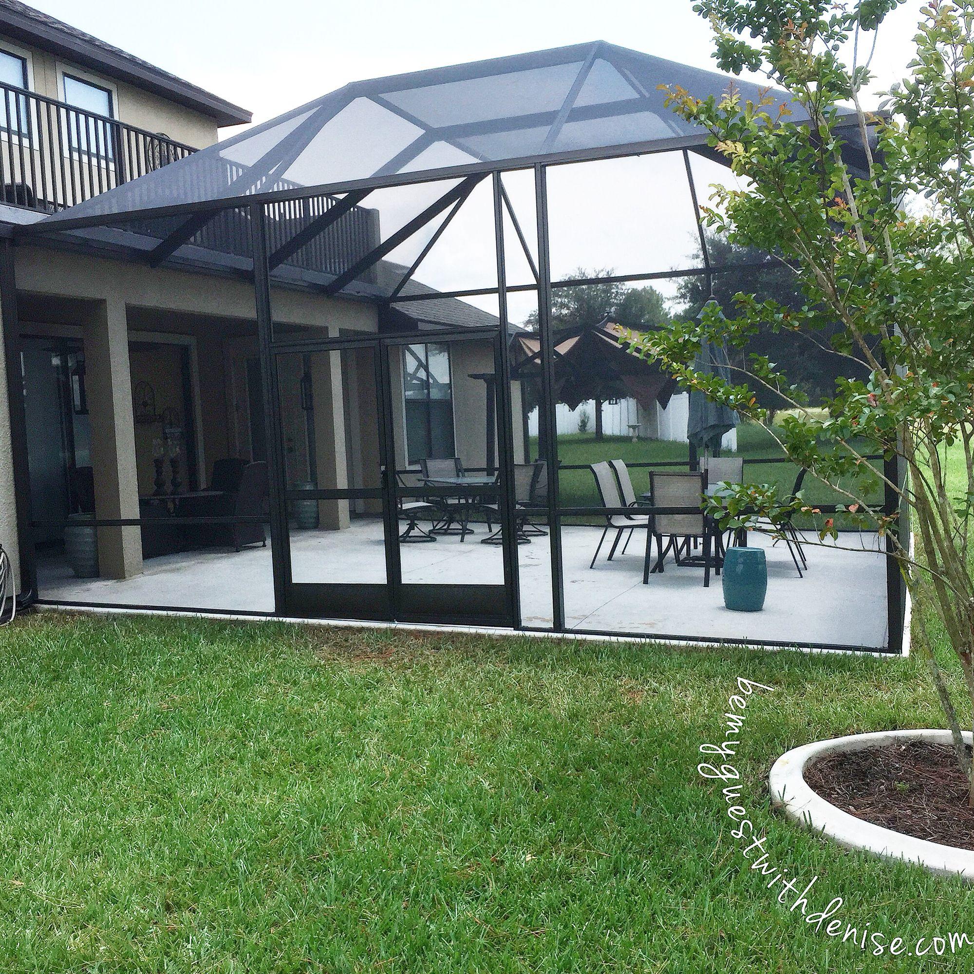 Enclosed Patio Designs Florida