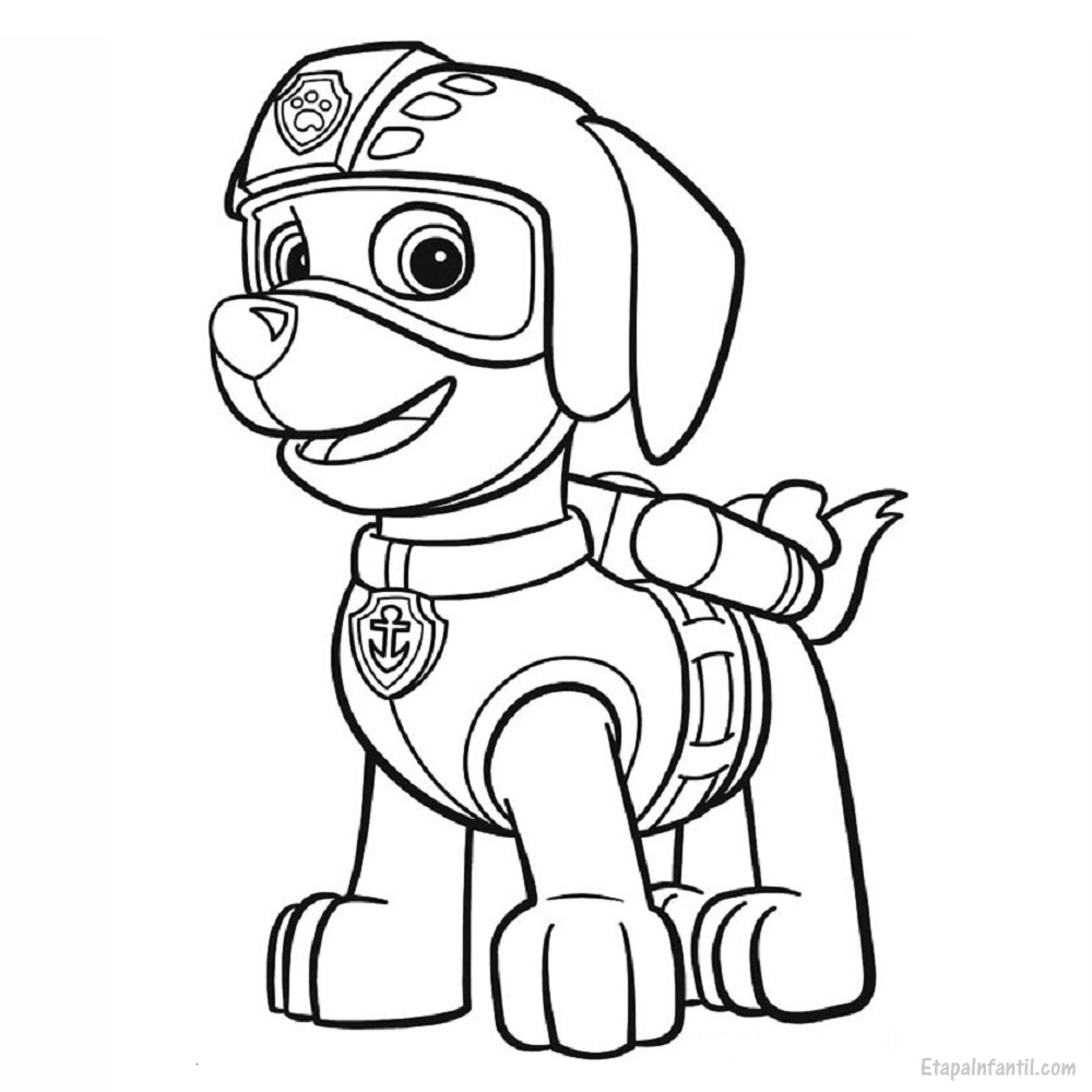 Mas De 100 Dibujos Para Ninos Para Descargar Imprimir Y Colorear Dibujos Para Colorear Patrulla Canina Dibujos Dibujos