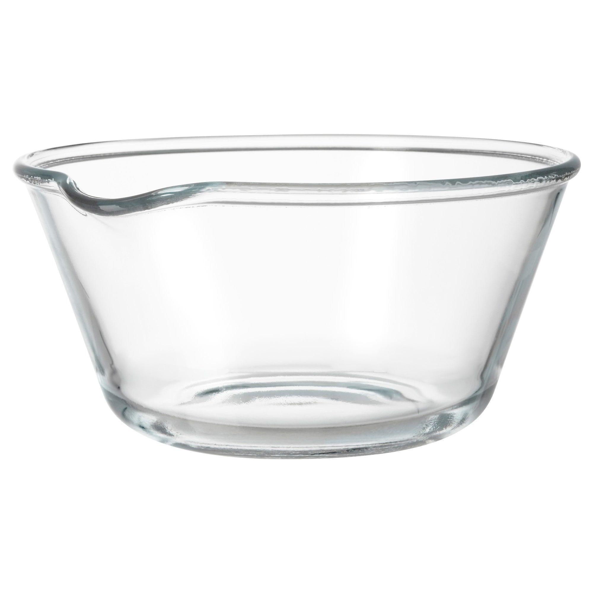 Ikea Vardagen Clear Gl Bowl