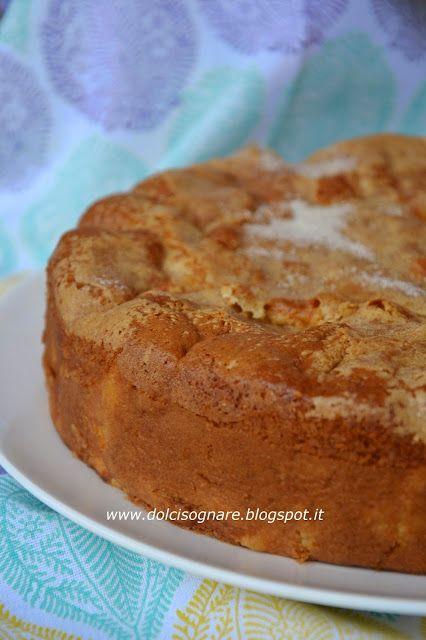 DOLCISOGNARE: Torta di mele, o di pere..senza burro