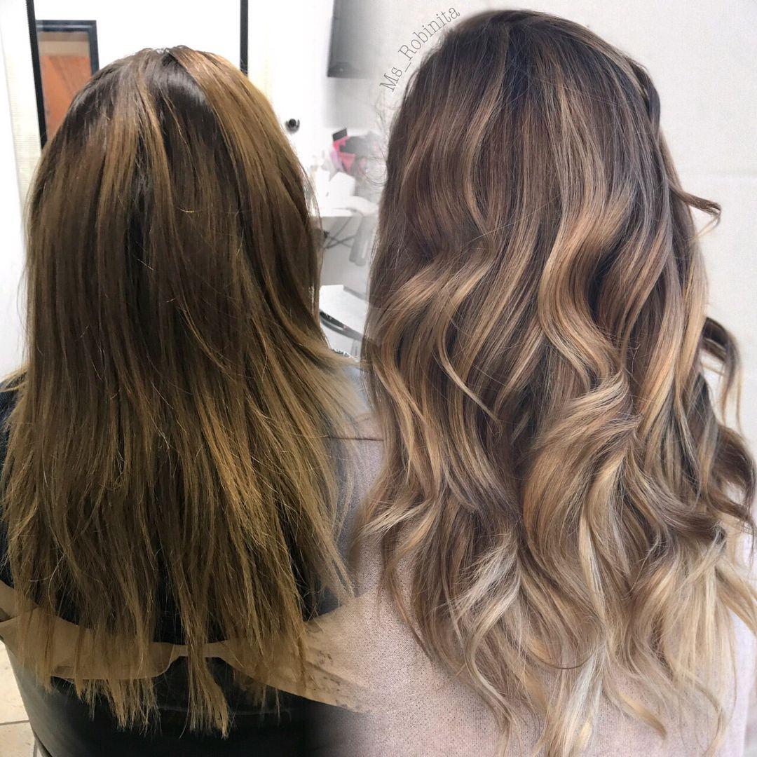 balayage hair - Tracy, CA Vivid/Balayage Hair (@ms_robinita) on ...