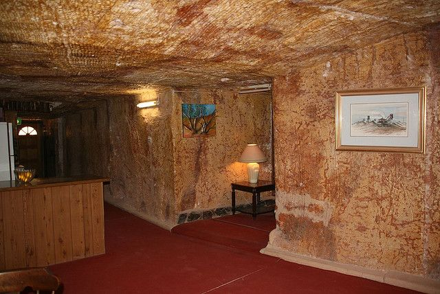 Coober Pedy, South Australia -- The only town in the world that is underground!!
