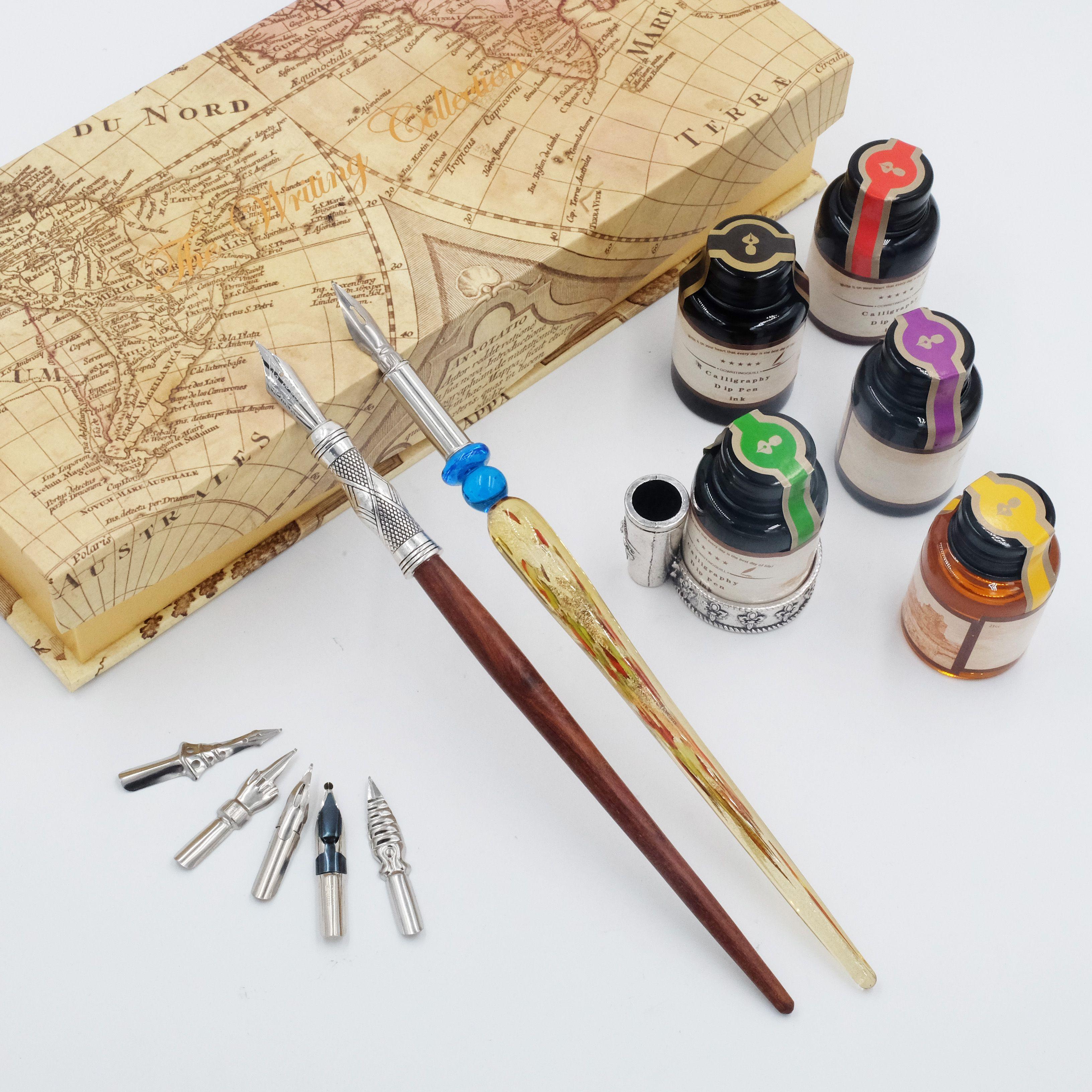 Beautiful Dip Pen Set A Perfect T Idea For Teachers