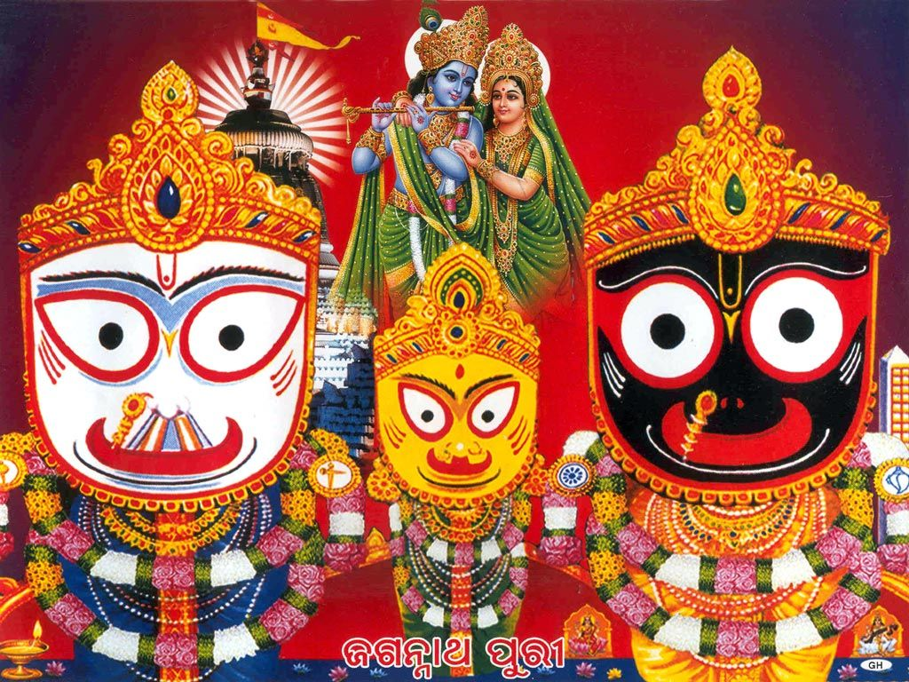 Free Download Lord Jagannath Wallpapers Golden Gods In 2019