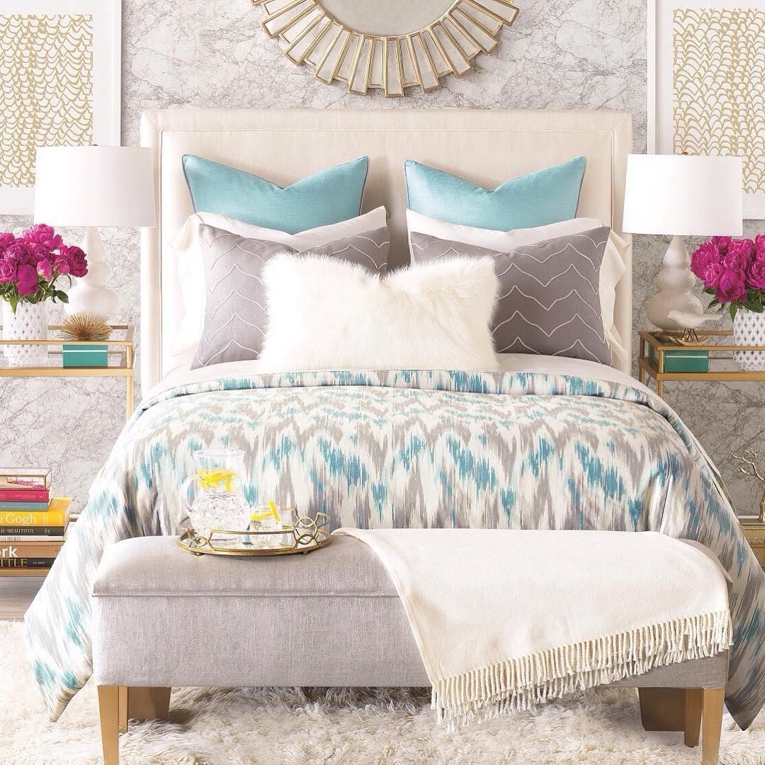 niche bedding - part of the niche bedding living collection eloise sparkles in