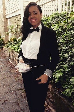 Let's Hear It For All The Ladies Wearing Tuxes To Prom | Off the ...