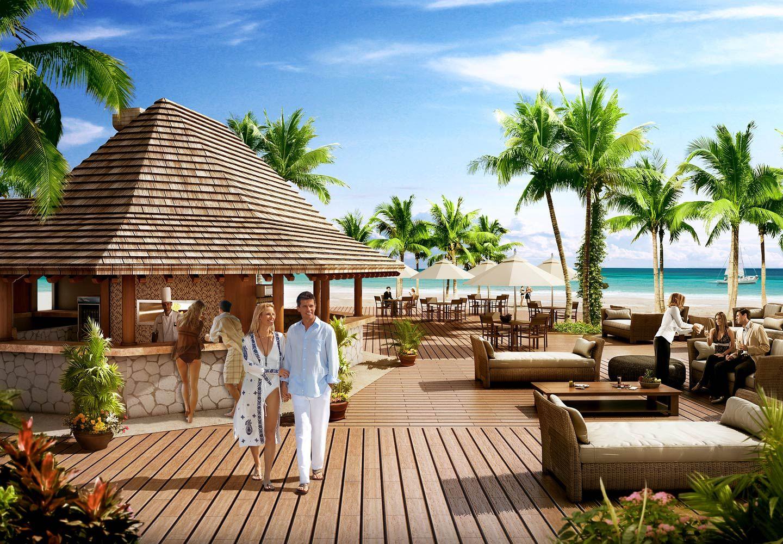 Beachside Pizzeria #sandals #barbados #caribbean #romance