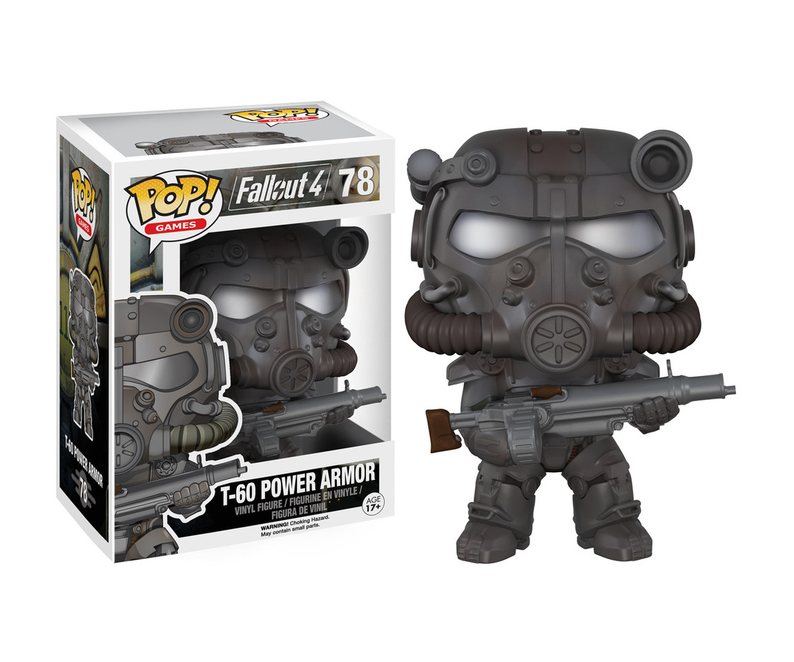 Fallout T-60 Power Armor POP!