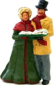 Victorian Christmas Caroler Figures | Toy soldier Victorian Christmas Carolers ... | Christmas- Carolers