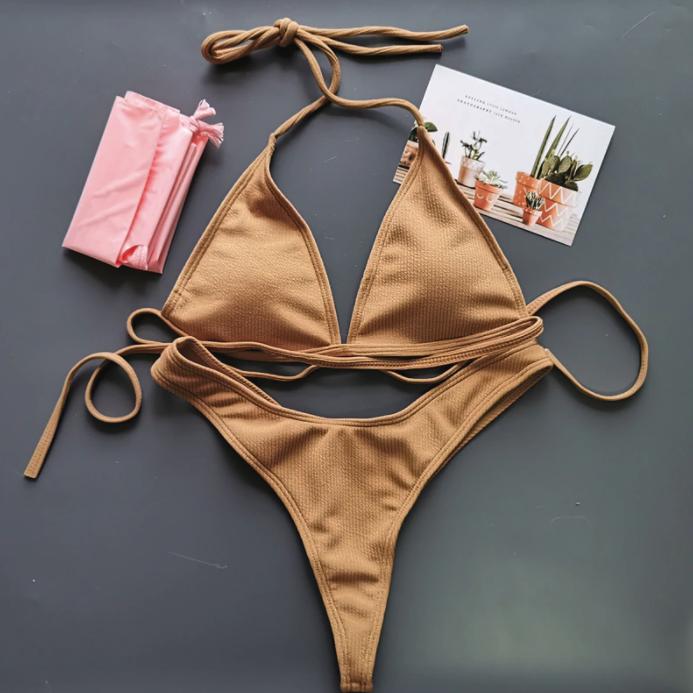 Vera Nude Bikini Set - Bikini N Waves