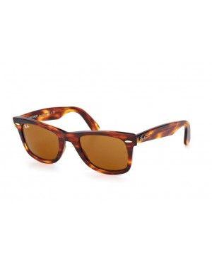 a6bba4c098786 Ray-Ban Original Wayfarer RB 2140 954 light tortoise rayban wayfarer  lunettes pas cher