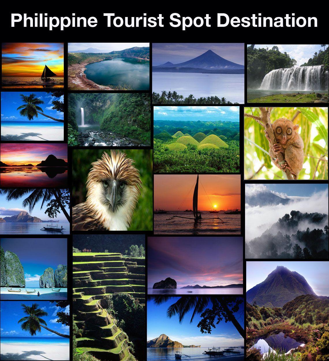 Philippine Tourist Spot Destination