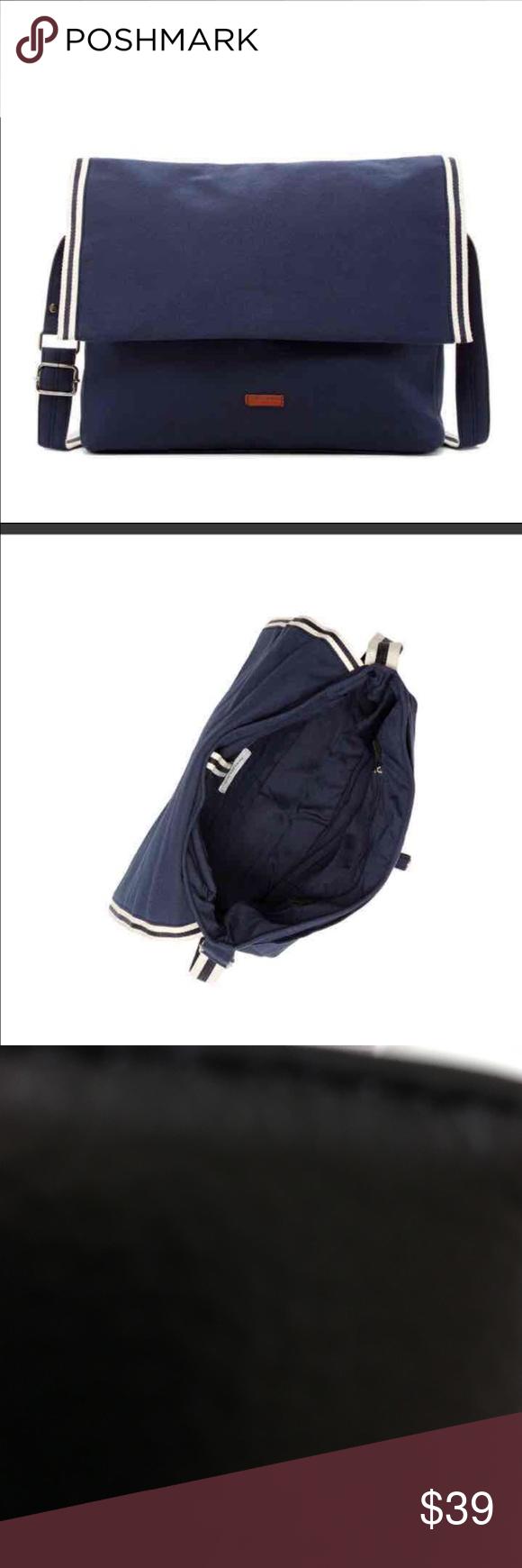 Ben Sherman Tour Canvas Messenger bag Ben Sherman Tour Canvas Messenger bag. black color. Ben Sherman Bags Laptop Bags