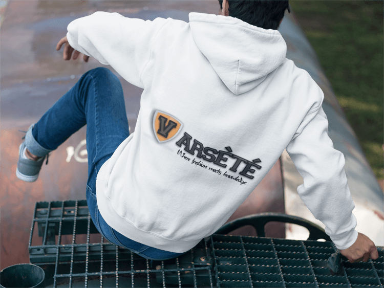 Download Placeit Back Side Hoodie Mockup Of A Guy Jumping Off A Train Hoodie Mockup Clothing Mockup Hoodies