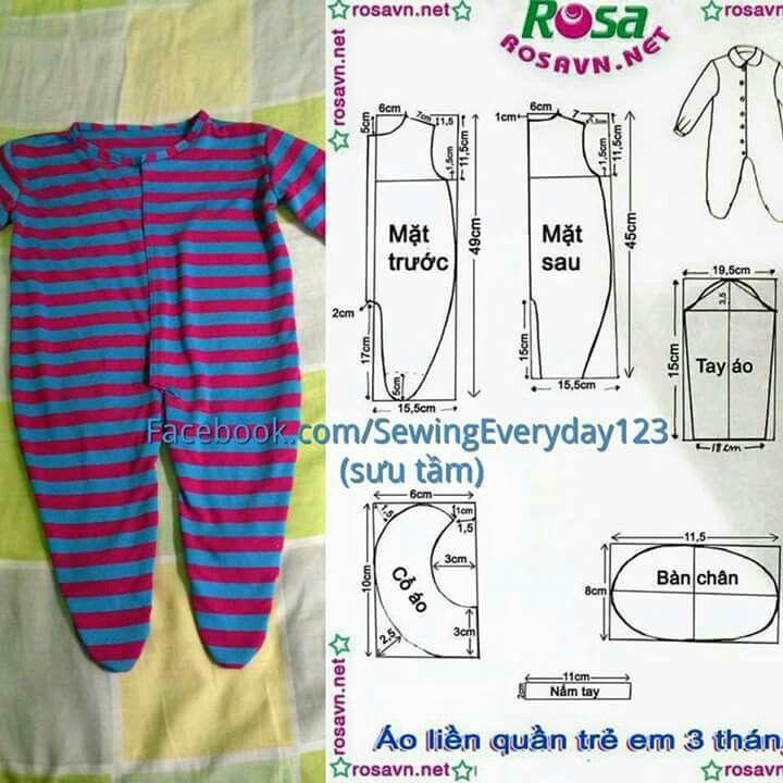 babywear | moldes deportivos | Pinterest | Bebe, Ropa bebe y ...