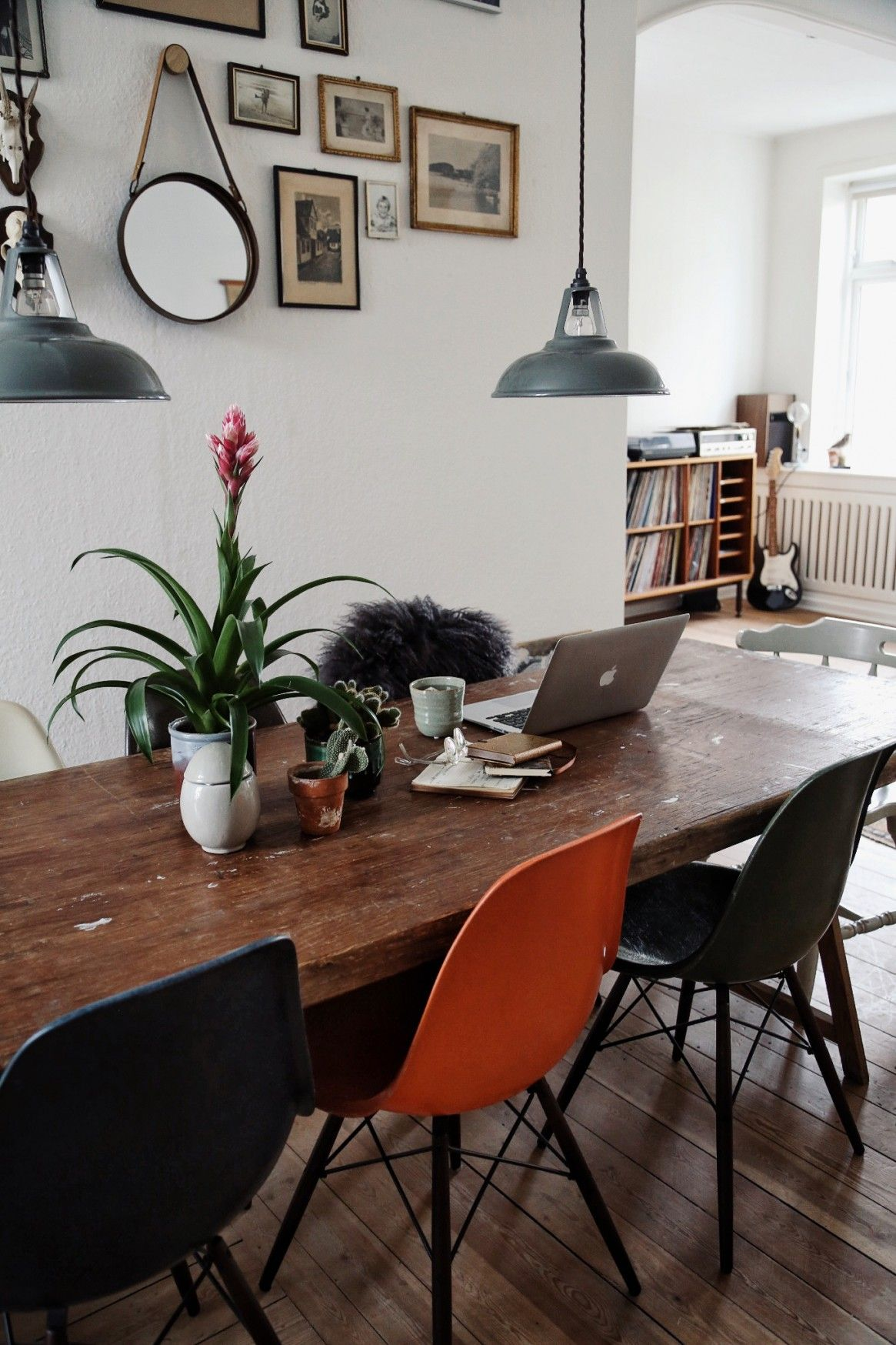 Have you considered mix matching your dining room