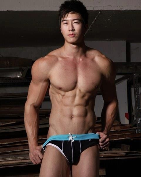 Asian Muscle Men Gay