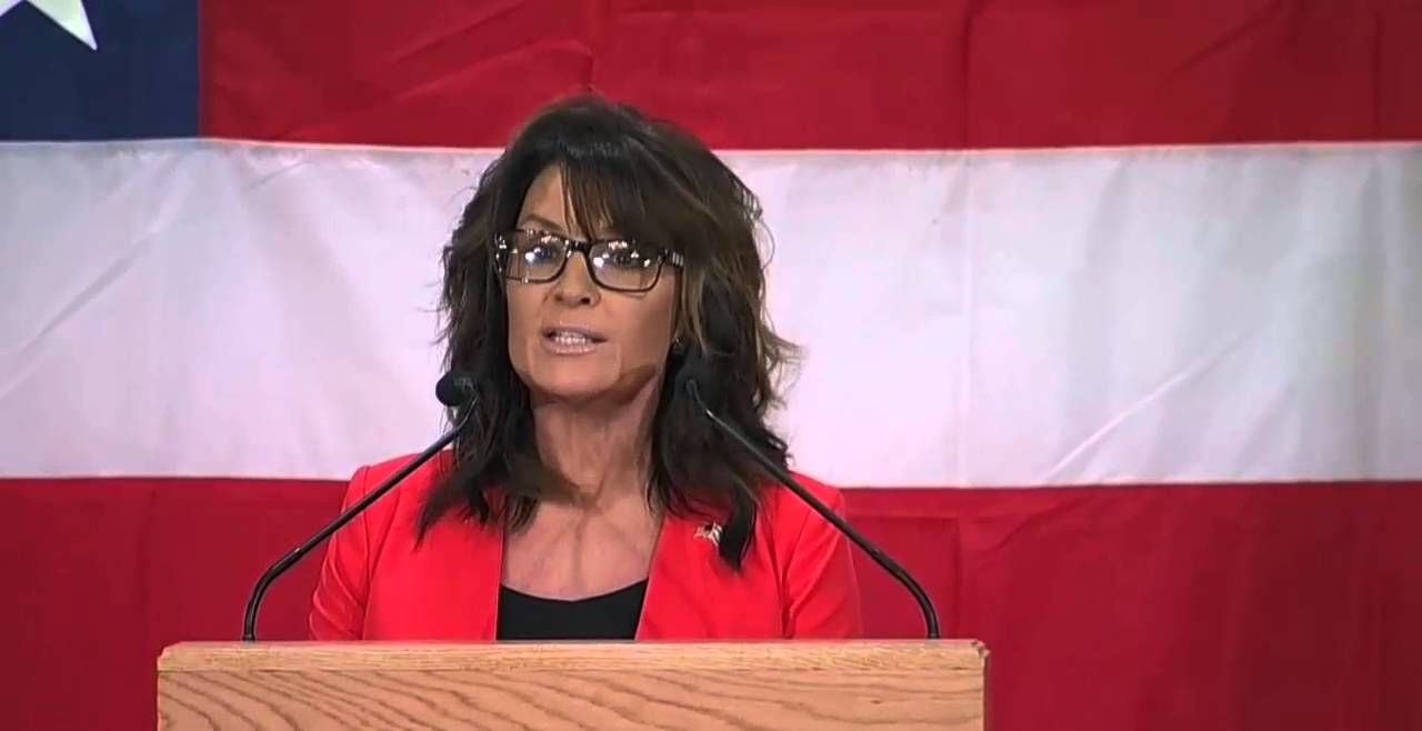 Sarah Palin Wisconsin Decides 2016 FULL Speech