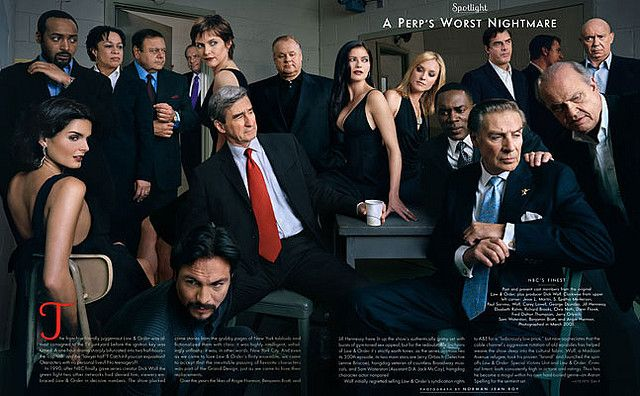 Law And Order Cast Vanity Fair Law And Order Law And Order Svu Television Show