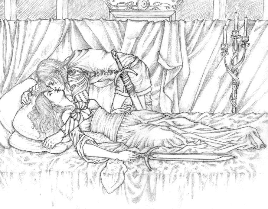 Kiss in the Dark by Ludi-Price DeviantArt
