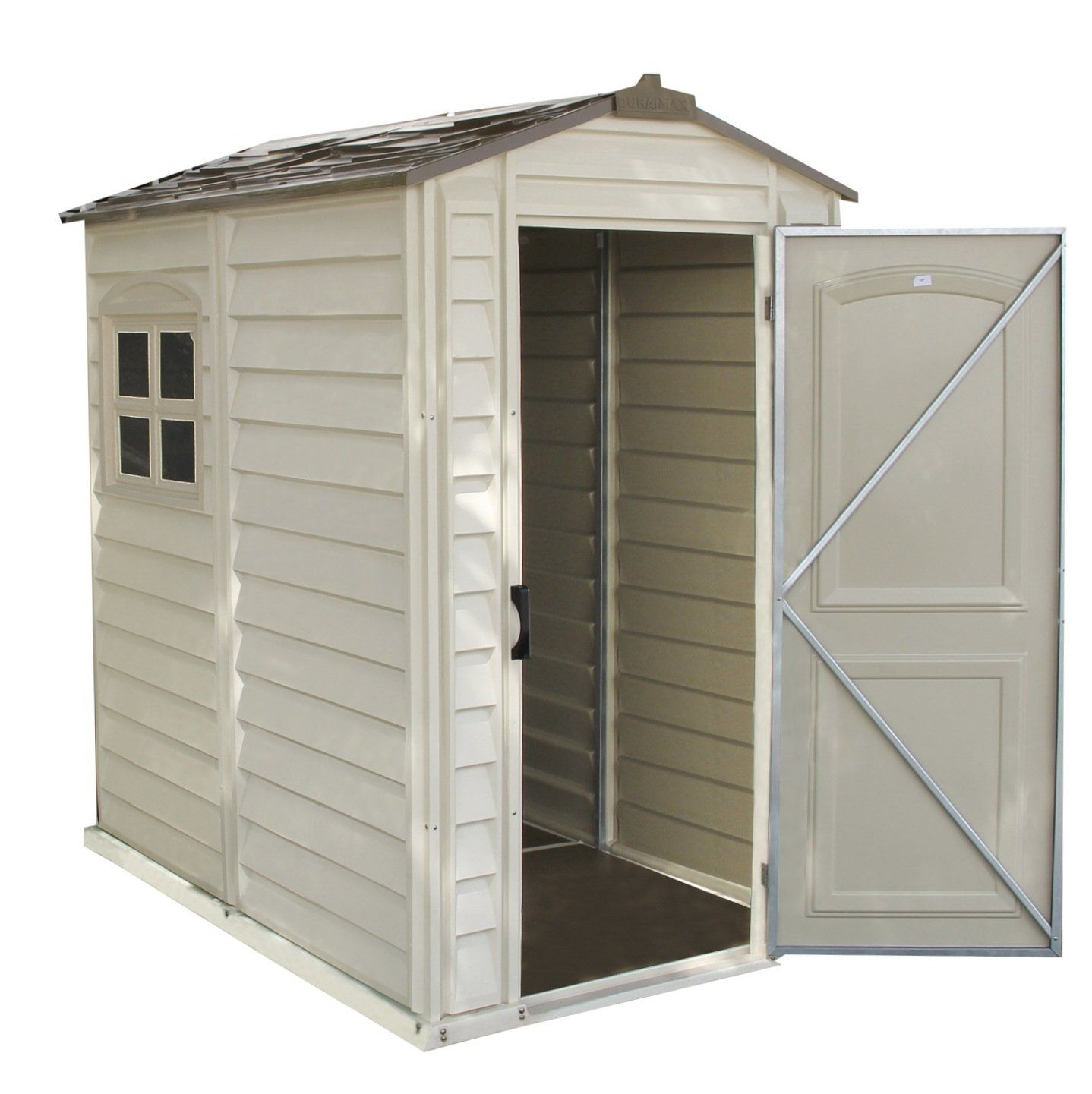 Duramax 30621 StorePro Vinyl Shed with Floor