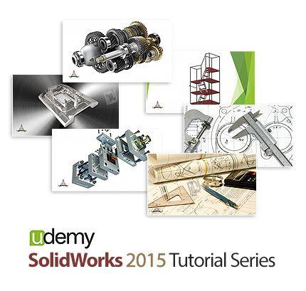 Tải xuống Udemy SolidWorks 2015 Tutorial Series - Khóa học