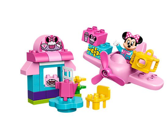 Minnie's Café - 10830 | DUPLO® | LEGO Shop | Christmas for Louise ...