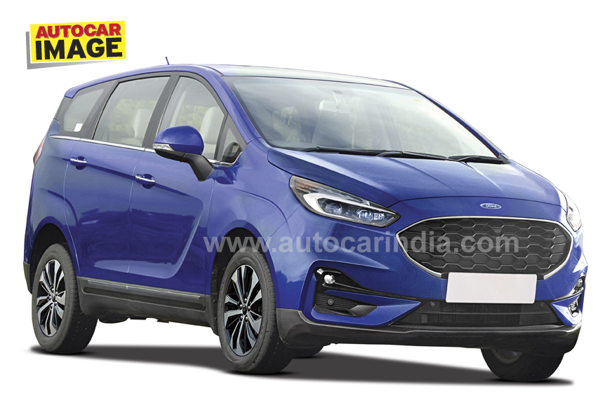 Scoop Ford Mulling Over Mahindra Marazzo Based Mpv For India