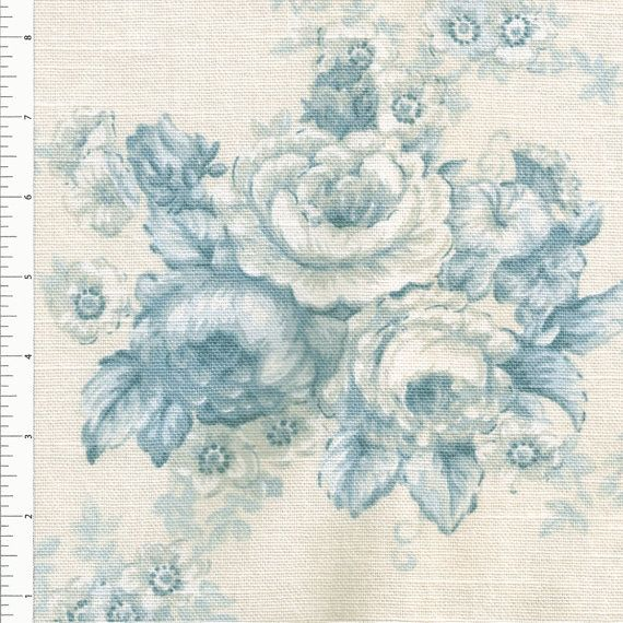 18 00 Bty Rare Laura Ashley English Country Fabric By The Yard