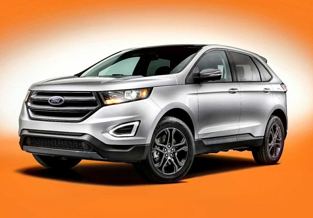 Ford Edge SEL Sport 2018 OlivierFord Ford edge