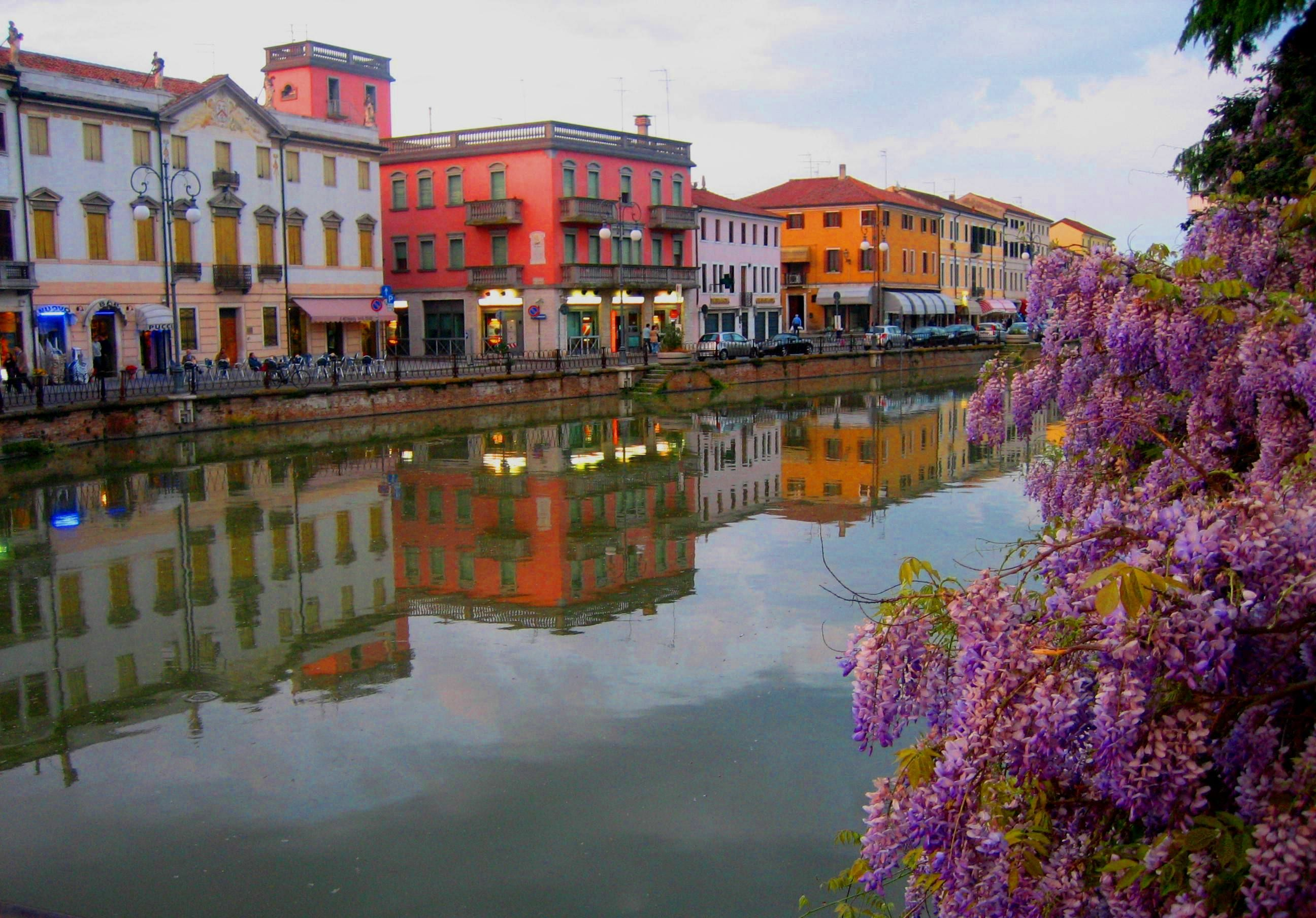 adria this is where my mom was born venice italy old town italy must see italy. Black Bedroom Furniture Sets. Home Design Ideas